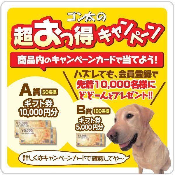 ◇サンライズ ゴン太のふっくらソフト 成犬用 3kg - ペット健康便