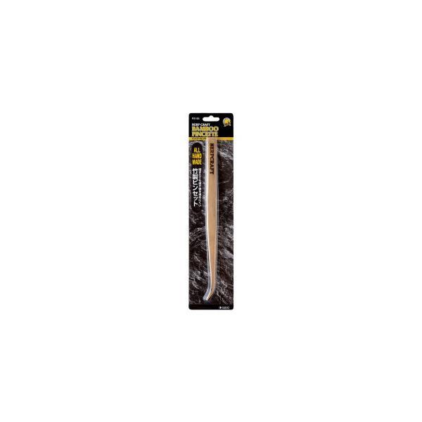 ◇スドー ハープクラフト 竹製ピンセット (バンブーピンセット)