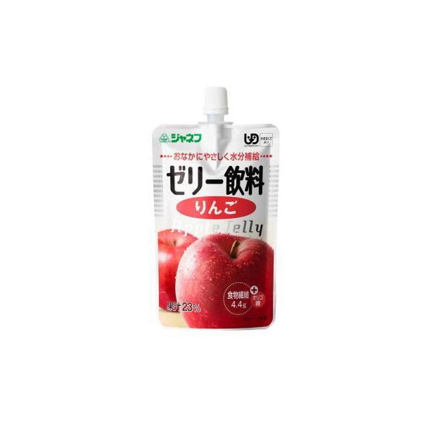 キューピー ゼリー飲料 りんご 100g x 32 【栄養】