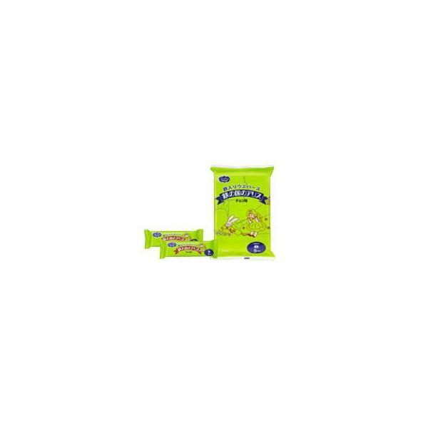 ヘルシーフード 鉄入りウエハース 鉄の国のアリス チョコ味 6.5g×14枚 【栄養】