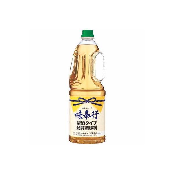 味奉行 清酒タイプ 発酵調味料 1.8L 合同酒精 業務用