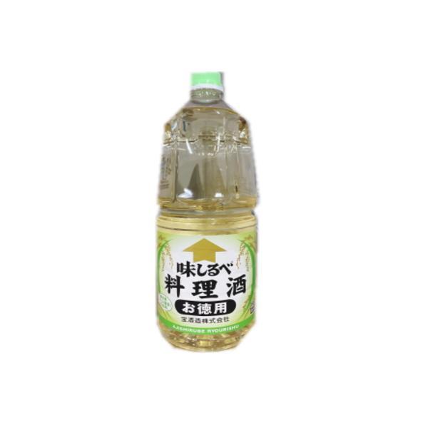 味しるべ 料理酒 1.8L 宝酒造 業務用