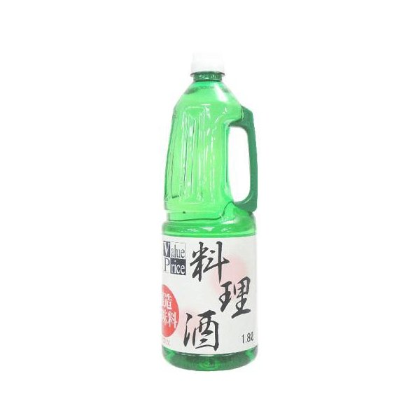 VP 料理酒 1.8L アスクフーズ 業務用