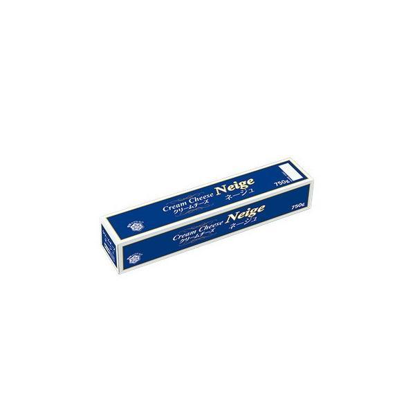 冷蔵発送 雪印 クリームチーズネージュ 750G 業務用(クール 便500円必要)