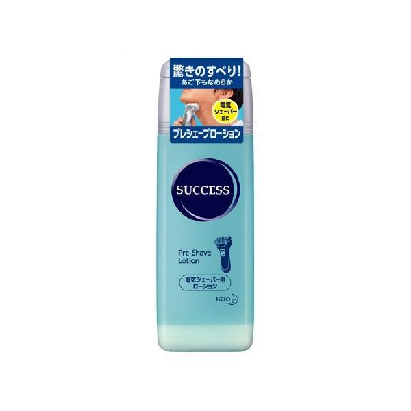 花王 サクセス プレシェーブ ローション 100ml(success kao 電動シェーバー ひげそり)