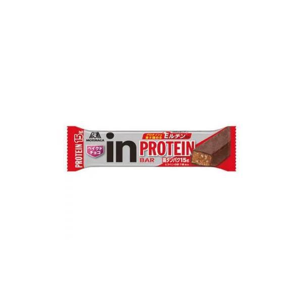 森永製菓 ウイダーinバー プロテイン43g ベイクドチョコ味 28MM37003 ウイダー ウィダー プロテインバー プロテイン たんぱく質 タンパ