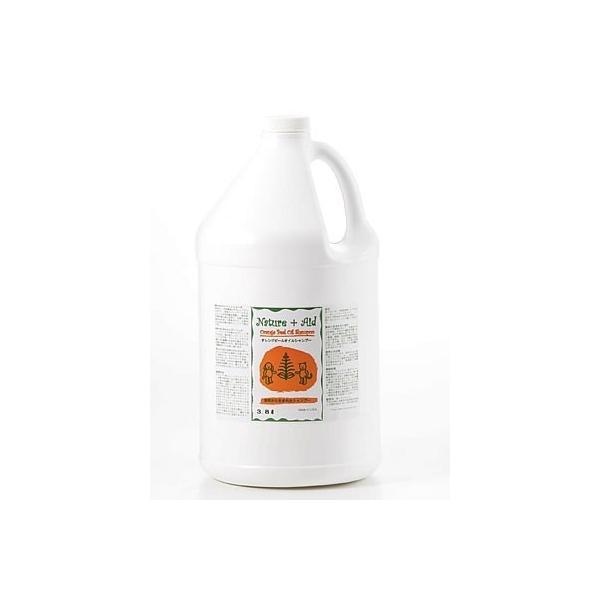 オレンジピールシャンプー業務用 3.8L