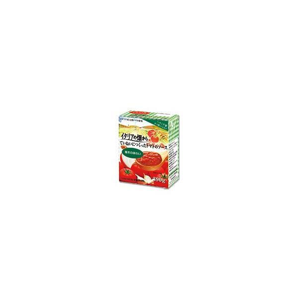 イタリアの畑から 基本のあじわい 390gナガノトマト