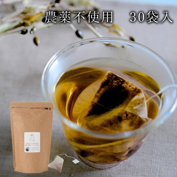 ハトムギ ハトムギ茶 活性はとむぎ美人茶 農薬不使用ティーバックタイプ はと麦 はと麦茶 鳩麦 奈良県産 自社栽培|kenko-soleil-y