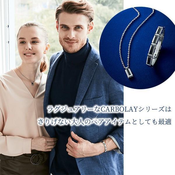 コラントッテ 肩こりネックレス ネックレス カーボレイ(CARBOLAY) | 肩こり解消グッズ 磁気ネックレス メンズ レディース おしゃれ ビジネス 正規品 送料無料|kenkojapan|06