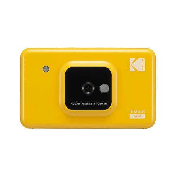 即配 KODAK (コダック) インスタントカメラプリンター C210YE イエロー|kenkotokina