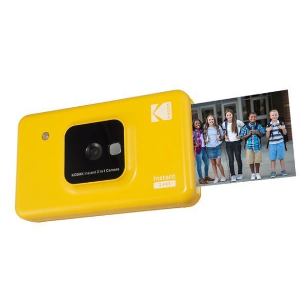 即配 KODAK (コダック) インスタントカメラプリンター C210YE イエロー|kenkotokina|03
