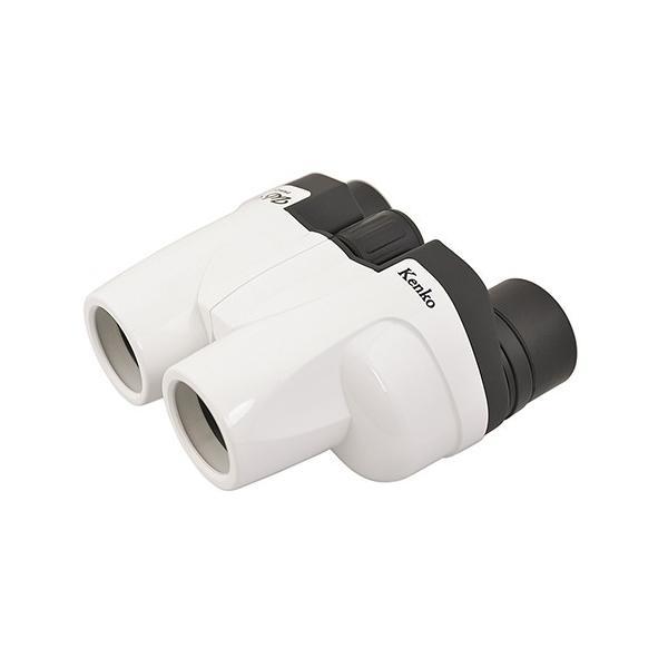 即配 双眼鏡 ultraVIEW ウルトラビューM リミテッド 8X25FMC LTD  WH <ホワイト> UVML825WH ケンコートキナー KENKO TOKINA