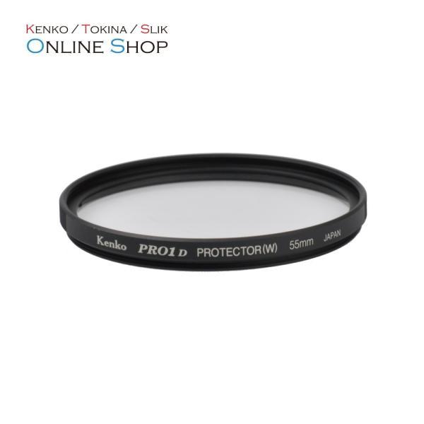 即配  ケンコートキナー KENKO TOKINA カメラ用 フィルター 58mm PRO1D プロテクター(W) アウトレット  ネコポス便