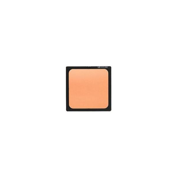 即配  LEE リー 100X100mm角 ポリエステルフィルター 色補正  レッド (R) CC25  100×100角プラスチックマウント付 アウトレット  ネコポス便