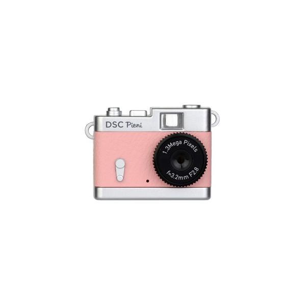 【即配】(KT)  トイカメラDSC Pieni ピエニ  CP コーラルピンク   microSDHC4GB付  ケンコートキナー KENKO TOKINA