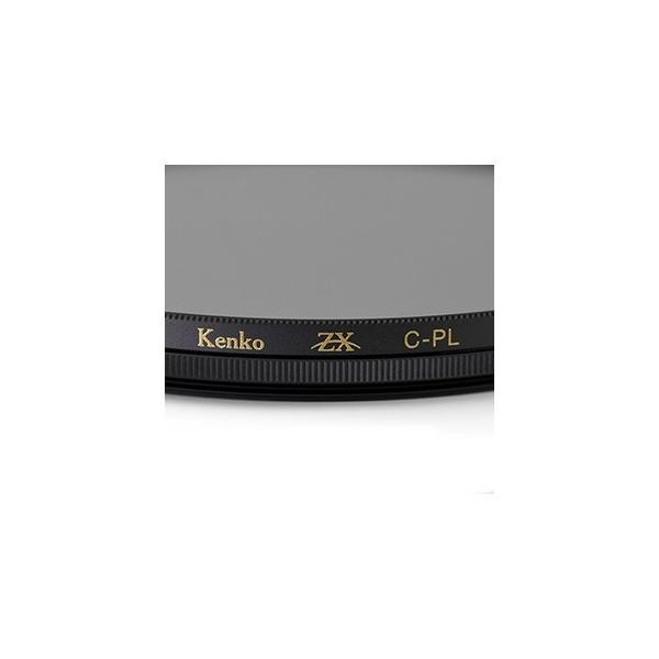 即配 (KT) 86mm ZX (ゼクロス) C-PL ケンコートキナー KENKO TOKINA  ネコポス便 究極の薄枠PLフィルター大口径登場