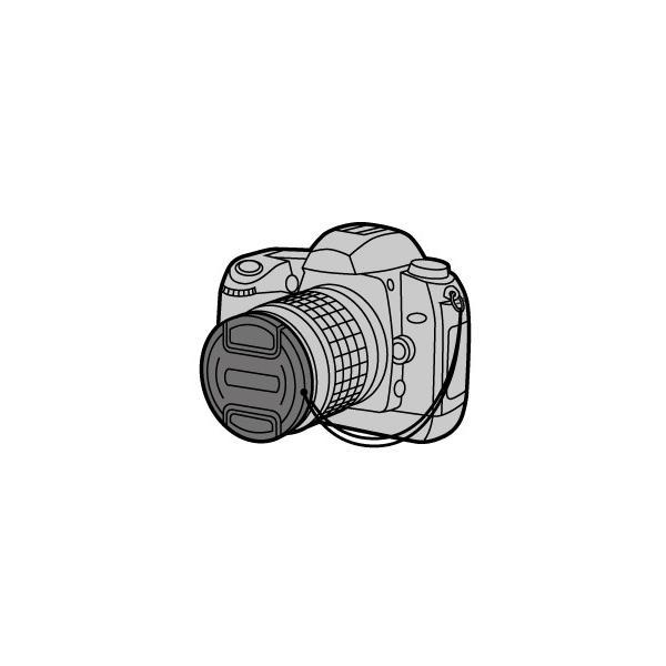即配  レンズキャップ「KLC-100」シリーズ KLC155 55mm   ケンコートキナー KENKO TOKINA ネコポス便