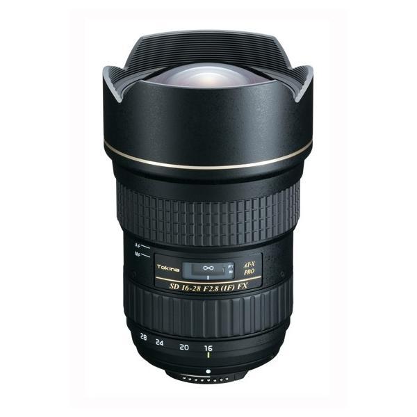 即配 (TN) アウトレット トキナー TOKINA AT-X 16-28 F2.8 PRO FX キヤノン CANON用(16-28mm/F2.8) 輸出専用棚ズレ品  メーカー保証無  1年間店舗保証