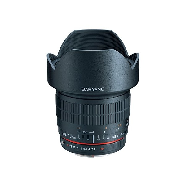 即配 (KT) SAMYANG サムヤン 10mm F2.8 ED AS NCS CS Nikon F(AE)用 ニコンAE用