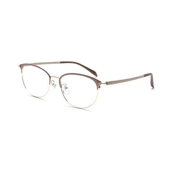 ピントグラス 老眼鏡 シニアメガネ おしゃれ スタイリッシュ ブルーライトカット 軽量 ハードコーディング 視力補正用メガネ PG-709 ブラック ピンク kenkou-otetsudai 09