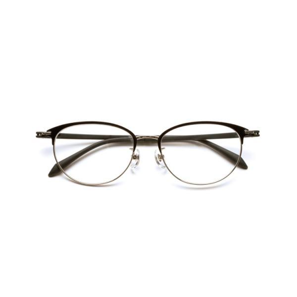 ピントグラス 老眼鏡 シニアメガネ おしゃれ スタイリッシュ ブルーライトカット 軽量 ハードコーディング 視力補正用メガネ PG-709 ブラック ピンク kenkou-otetsudai 12