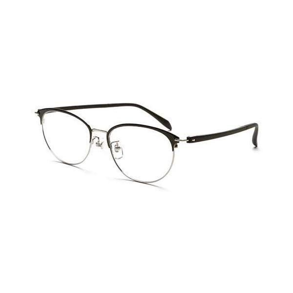 ピントグラス 老眼鏡 シニアメガネ おしゃれ スタイリッシュ ブルーライトカット 軽量 ハードコーディング 視力補正用メガネ PG-709 ブラック ピンク kenkou-otetsudai 08