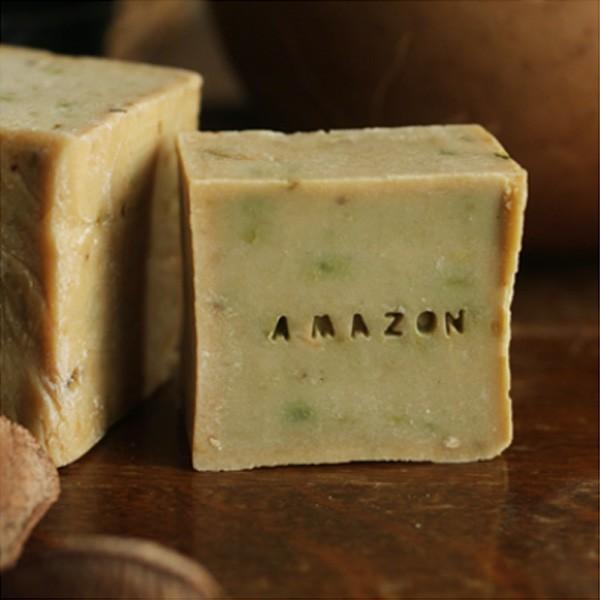 石けん ソープ アマゾン インディオ ソープ 100%天然植物せっけん