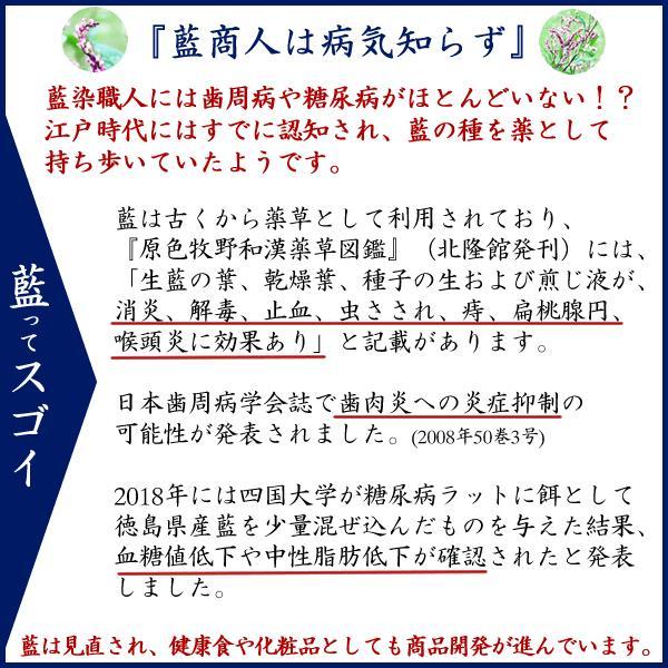 Ai+Pデンタルペースト【藍エキス・プロポリス配合】歯周病・歯肉炎対策に!|kenkou-senka|02