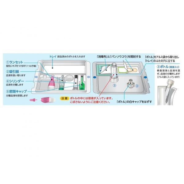 胃がんリスクチェック(ABC分類)【デメカル血液検査キット】正規販売店|kenkou-senka|04