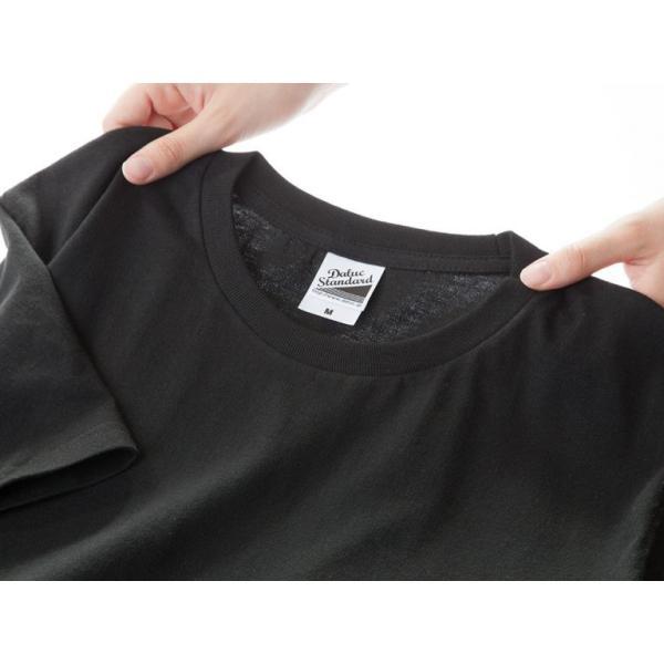 メンズ 半袖 Tシャツ シンプル ロゴT 男性 無地 おしゃれ 重ね着 定番アイテム ラウンドネック カジュアル プリント 春 夏 全3色 001 kenkoudoudesuka 13