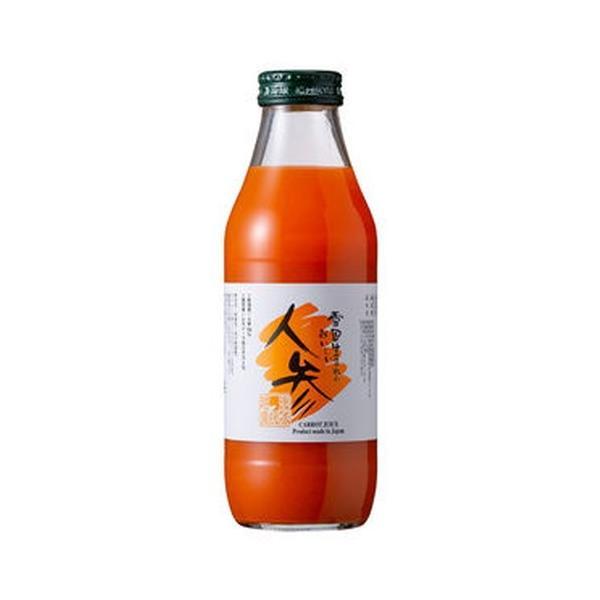 雪国生まれのおいしい人参ジュース(500ml)【いち粒】