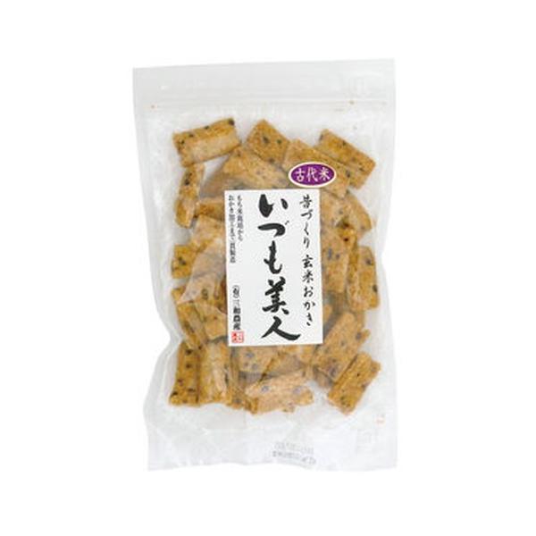 古代米入り玄米おかき(いづも美人)(100g)【三和農産】