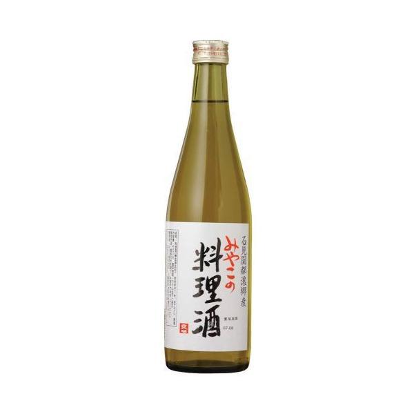 みやこの料理酒(500ml)【ムソー】