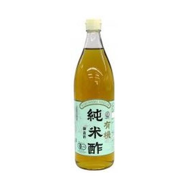 有機・純米酢(900ml)【マルシマ】