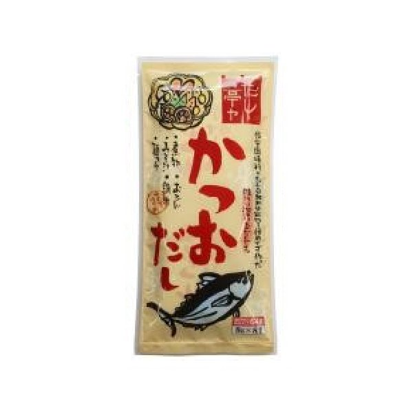 だし亭や・かつおだし 顆粒(8g×8)【ムソー】