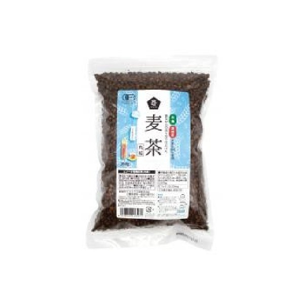 【夏季限定】有機麦茶(300g)【ムソー】