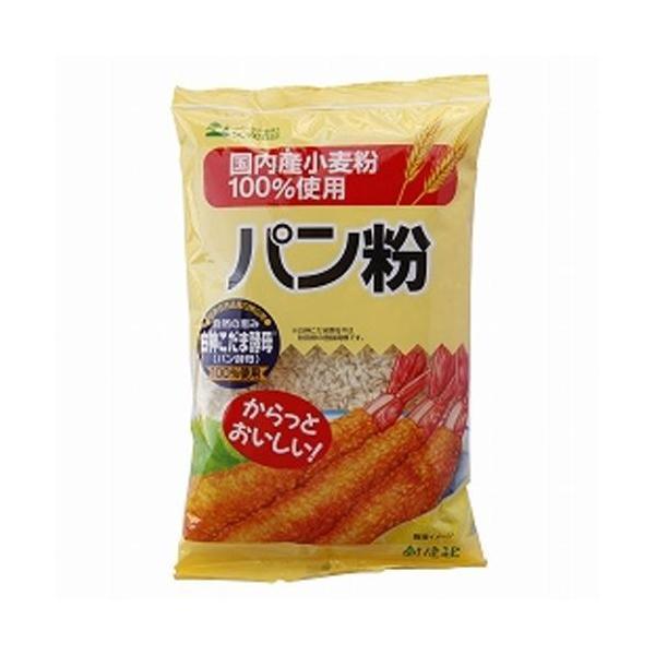 国内産小麦粉100%使用 パン粉(150g)【創健社】