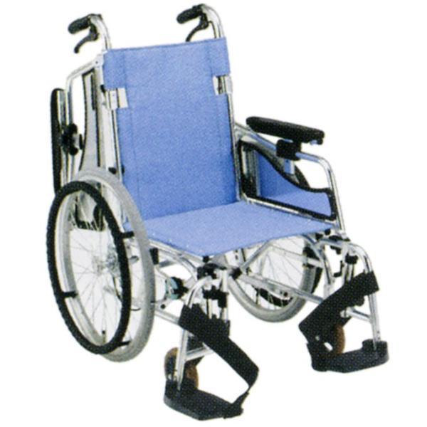 車椅子(車いす) 生活ケア片まひ用車イス2 ランダルコーポレーション CA-4200・UL-601064