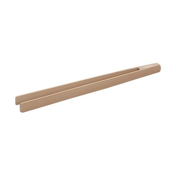 【藤原産業 Y-SK11】 竹ピンセット 平型 [NO.23]