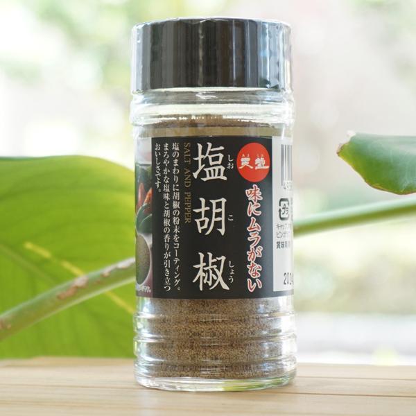 天塩 味にムラがない 塩胡椒/65g 【赤穂化成】
