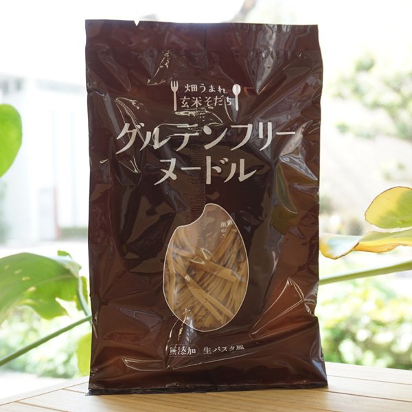 グルテンフリーヌードル(生パスタ風) /110g【まるも】