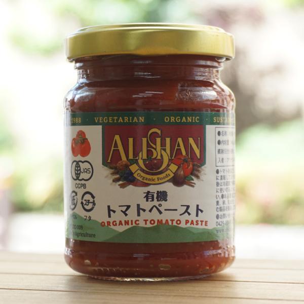 有機トマトペースト/150g【アリサン】