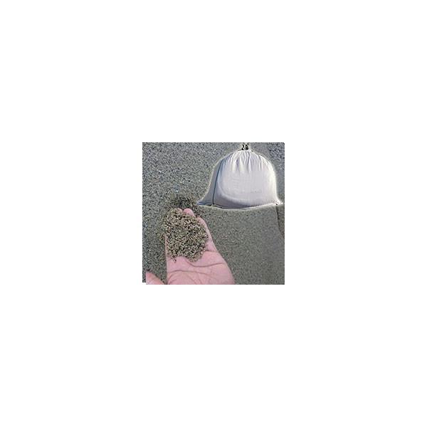 川砂(通し砂・左官砂) 大阪淀川産 土嚢袋 18kg セメント用砂・砂場の砂・ガーデニング・畑仕事・植栽・園芸用砂として