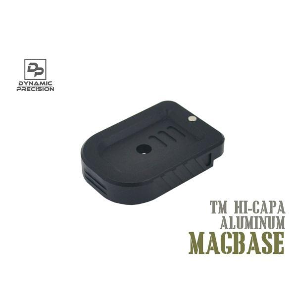 DYNAMIC PRECISION Instinct マガジンベース Type A For Hi-CAPA BK ダイナミックプレシジョン ハイキャパ マガジンプレート