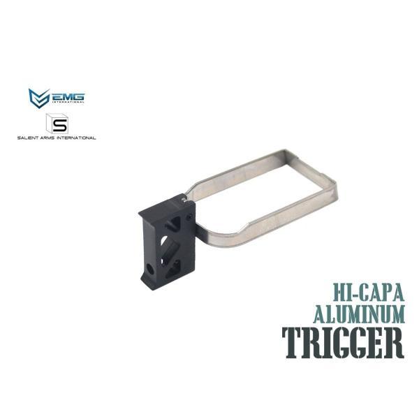 EMG SAI Salient Arms International  DS アルミ トリガーキット For Hi-CAPA BK サイ HiCAPA ハイキャパ