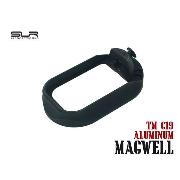 SLR AIRSOFT WORKS Gen 3 G19 マグウェル For TM UMAREX WE WE ウーマレックス ユーマレックス UMAREX GLOCK19