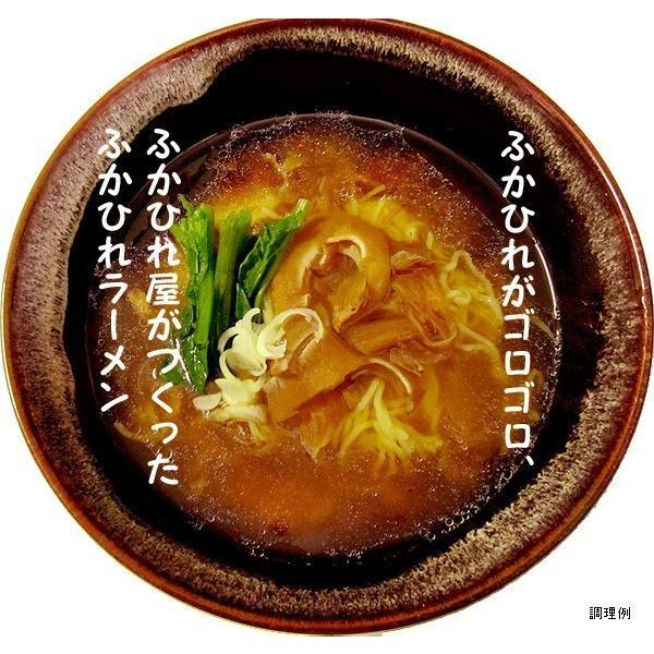 ふかひれラーメン 【中華高橋】 (2食) 気仙沼 サメ コラーゲン ギフト レシピ 作り方|kesennuma-san|03