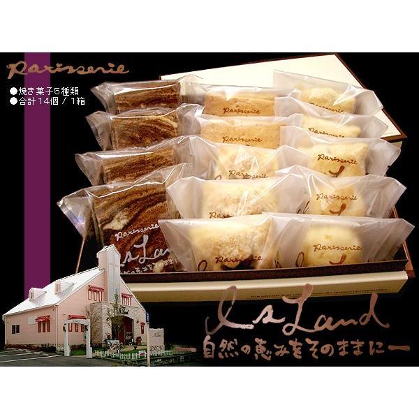 気仙沼 スイーツ 焼き菓子詰合せ「i-BOX」 送料無料 (14個入) アイランド 手作り マーブルケーキ パイ クッキー バレンタイン ホワイトデー|kesennuma-san|02