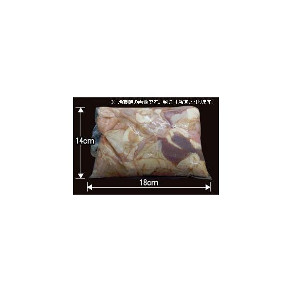 気仙沼ホルモン 焼肉のたれ味(醤油) 【片浜屋】 (1kg) 豚ホルモン 赤 白 モツ 焼き肉 鍋 レシピ 作り方 お取り寄せ|kesennuma-san|02